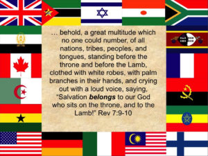 Why we need to reach all nations